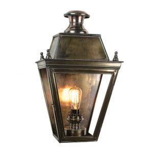 Large Balmoral Flush Lantern from Limehouse lighting